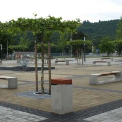 Betonová lavička BETO