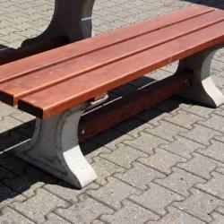 Městský mobiliář PREFAELEGANCE lavička