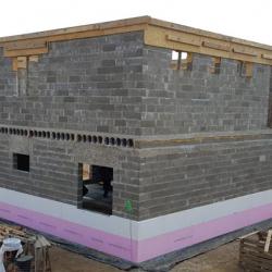 Betonové zdící tvárnice
