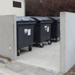 kontejnerová stání