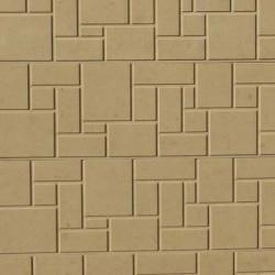 Jednostranná deska - Vzor Haklík - písková