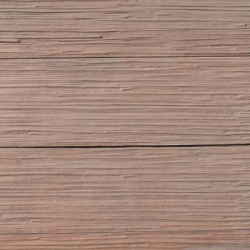 Jednostranná deska - Vzor Rákos - Základní tmavě hnědá