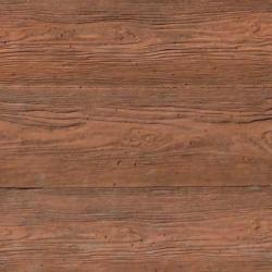 Oboustranná deska - Vzor Dřevo - Tmavě hnědá
