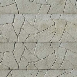 Oboustranná deska - Vzor Skládaný kámen - Natural