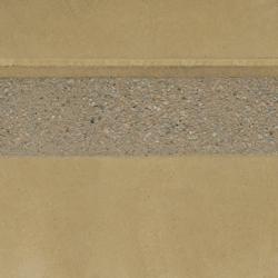 tryskaný pásek - písková