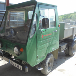 Multicar 1,5t sklopka
