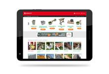 E-shop s betonovými výrobky