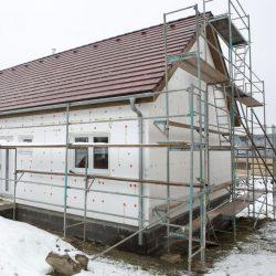Dům pro rodinu postiženého Aleše