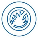 ikona - Odolnost proti teplotě