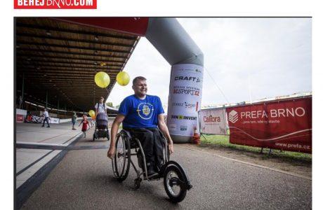 Půlmaraton Brno
